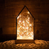 Kohree 120 Micro LED String Lights on 20 Feet Copper Wire Seasonal Decor Rope... - Chickadee Solutions - 1