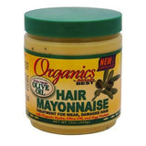 Organics Africa's Best Organic Hair Mayonnaise 18 Ounce (Pack of 2) - Chickadee Solutions