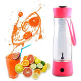 HQdeal Mini Electric Personal Juicer Sports Bottle Protein Shaker Mixer Smoot... - Chickadee Solutions - 1
