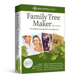 Family Tree Maker Deluxe [OLD VERSION] - Chickadee Solutions