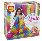 ALEX Toys Craft Knot A Quilt Kit - Chickadee Solutions - 1