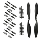"Yuauy 4 pairs 10x4.5"" 1045L/R CW CCW Nylon Propeller / Multi-Copter quad Copter - Chickadee Solutions - 1"