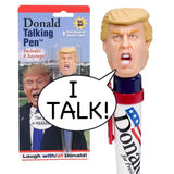 Donald Talking Pen - 8 Different Sayings - Trump's REAL VOICE - Just Click an... - Chickadee Solutions - 1