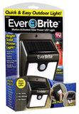 Ever Brite BRITE-MC12/4 Ever Brite Motion Activated LED Solar Light Black - Chickadee Solutions - 1