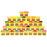 Play Doh Mega Pack (36 Cans) Frustration-Free Packaging - Chickadee Solutions - 1