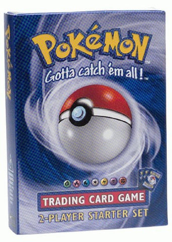 POKEMON TRADING CARD GAME 2 PLAYER STARTER SET - Chickadee Solutions