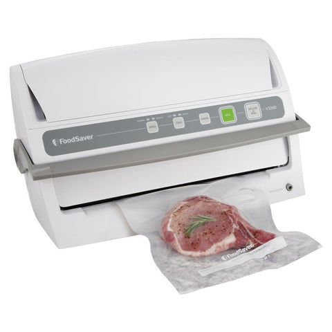 FoodSaver V3240 Automatic Vacuum Sealing System with Starter Kit Single - Chickadee Solutions - 1