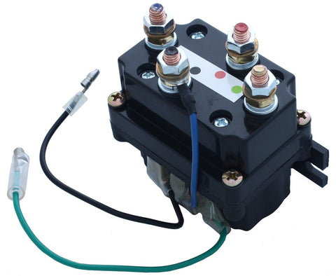 VIPER ATV/UTV Replacement Contactor/Solenoid 1500lb-5000lb Winches - Chickadee Solutions - 1