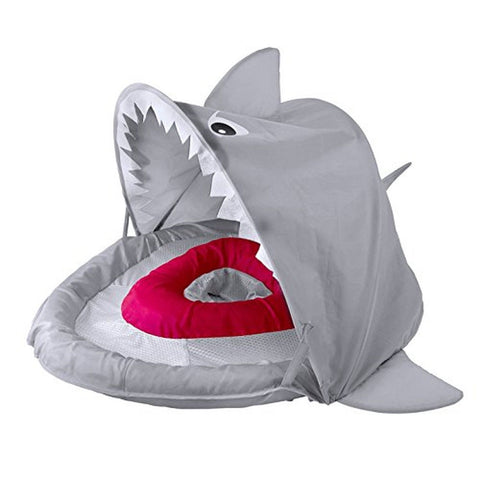 Aqua Leisure Sparky The Shark Baby Boat - Chickadee Solutions - 1
