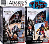 Mega Bloks Assassin's Creed Adewale & Heavy Borgia Soldier Guard Collectible ... - Chickadee Solutions - 1