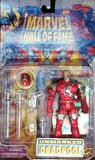Marvel Hall of Fame - Unmasked Deadpool Action Figure - Chickadee Solutions