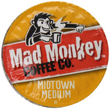 Mad Monkey Coffee Capsules Midtown Medium 48 Count - Chickadee Solutions - 1