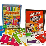 Yahtzee and Game of Life - Card Games - Chickadee Solutions