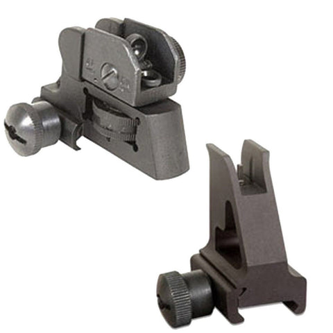 Global Military Gear AR-15 Detachable Front and Rear Sight Set - Chickadee Solutions