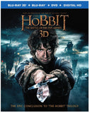 Hobbit The: The Battle of the Five Armies (Blu-ray 3D) - Chickadee Solutions - 1