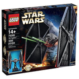 LEGO Star Wars 75095 Tie Fighter Building Kit - Chickadee Solutions - 1