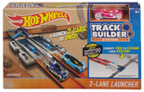 Hot Wheels Workshop Track Builder 2 Lane Launcher - Chickadee Solutions - 1