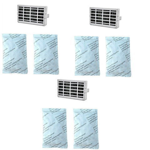 (3-pack) Whirlpool Maytag or Kitchen Aid Compatible Fresh Flow Filters Bundle... - Chickadee Solutions - 1