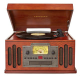 Crosley CR704C-PA Musician Turntable with Radio CD Player Cassette and Aux-In... - Chickadee Solutions - 1