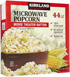Kirkland Signature Microwave Popcorn 3.3 oz 44 Count - Chickadee Solutions - 1