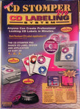 CD Stomper Pro CD Labeling System - Chickadee Solutions - 1
