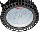 50 Watt High Bay UFO LED Light -6000 Lumen- Ultra Efficient 120 Lumens to Wat... - Chickadee Solutions - 1