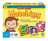 Curious George Matching Game Wonder Forge - Chickadee Solutions