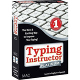 Typing Instructor Platinum Mac - Chickadee Solutions