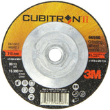 3M Cubitron II Depressed Center Grinding Wheel T27 Quick Change Precision Sha... - Chickadee Solutions - 1