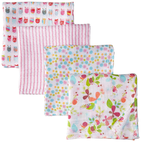 zutano for aden by aden + anais Swaddleplus Walk In The Park aden + anais Z100 - Chickadee Solutions - 1