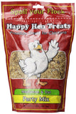 Happy Hen Treats Party Mix Mealworm and Oats 2-Pound - Chickadee Solutions - 1