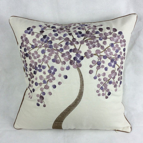 Lily Cindy Cotton Linen Decorative Throw Pillow Cushion Covers Pillowcase She... - Chickadee Solutions - 1