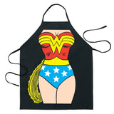 ICUP DC Comics' Wonder Woman Be The Character Apron - Chickadee Solutions - 1