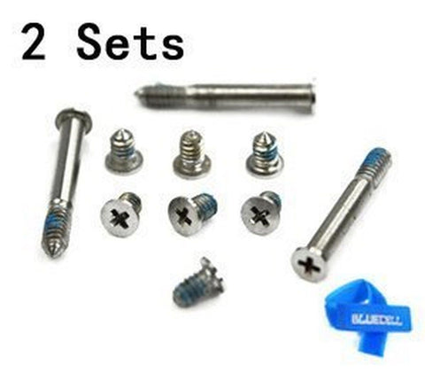 Bluecell Repair Replacement Screws for Unibody Apple Macbook Pro A1278 A1286 ... - Chickadee Solutions - 1