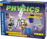 Thames & Kosmos Physics Workshop - Chickadee Solutions - 1