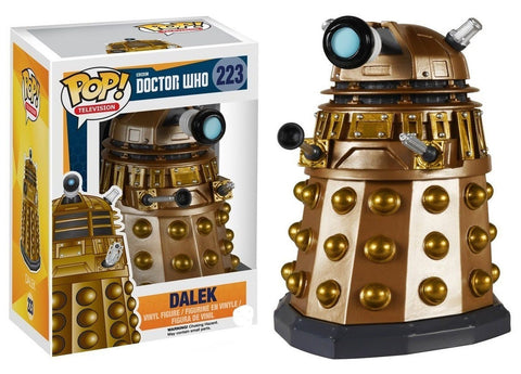 Funko 4632 POP TV: Doctor Who Dalek Action Figure - Chickadee Solutions