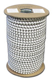T.W . Evans Cordage SC-104-050 1/4-Inch by 50-Feet Elastic Bungee Shock Cord - Chickadee Solutions
