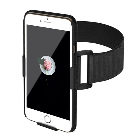 Phone Armband for iPhone 6 with a Case for Phone & Two Belts for Arm or Waist... - Chickadee Solutions - 1