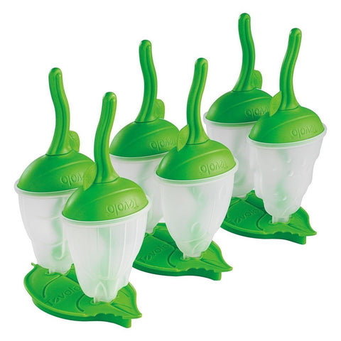 Tovolo Bug Pop Molds - Set of 6 - Chickadee Solutions - 1