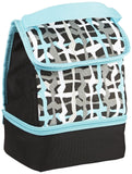 Fit & Fresh Austin Insulated Lunch Bag Hang Ten Plaid - Chickadee Solutions - 1