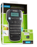 DYMO LabelManager 160 Label Maker with Bonus D1 Black on White Labels 1/2-In.... - Chickadee Solutions - 1