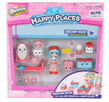 Shopkins Happy Places Welcome Pack Dreamy Bear - Chickadee Solutions - 1