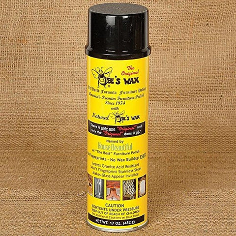 1 X Bee's Wax Furniture Polish - Chickadee Solutions