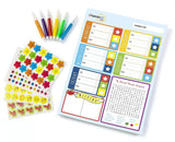 OrganizeME Kid Behavior Chart and Daily Planner Pad (52 Sheets) - Chore Chart... - Chickadee Solutions - 1