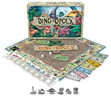 Dino-Opoly Monopoly Board Game Late for the Sky - Chickadee Solutions