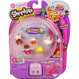 Shopkins Season 5 5 Pack - Chickadee Solutions