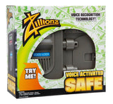 Zillionz Voice Activated Safe Standard Packaging - Chickadee Solutions - 1