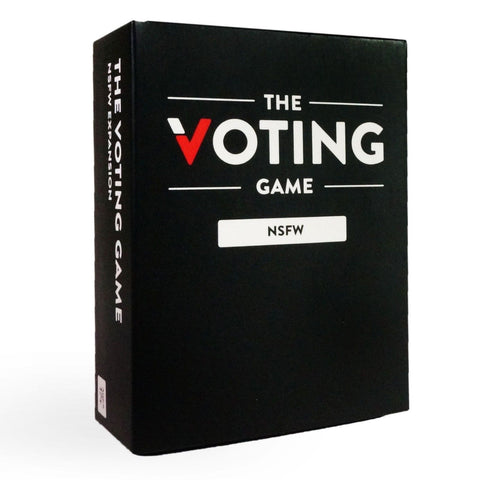 The Voting Game - NSFW Expansion NA 019962213717 - Chickadee Solutions - 1