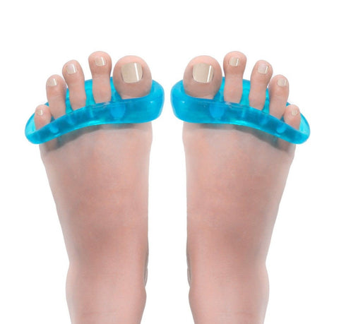 ToeTallees Flex Toe Stretcher for Bunion Plantar Fasciitis Hallux Valgus Hamm... - Chickadee Solutions - 1