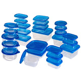 Chef Buddy 82-54PSS 54-Piece Food Storage Container Set with Air Tight Lids - Chickadee Solutions - 1